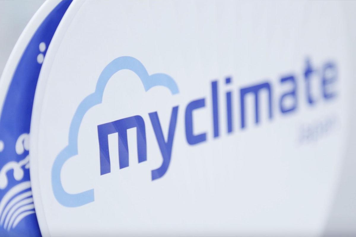 Myclimate cover